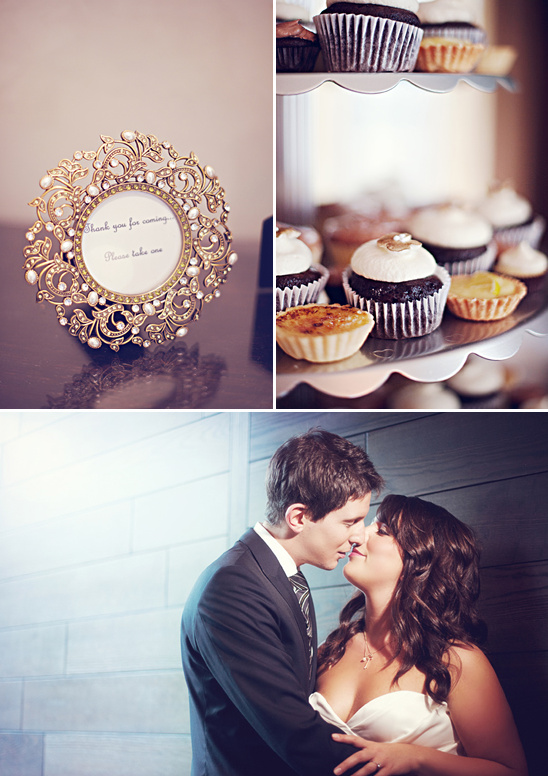 Vancouver Cocktail Style Wedding