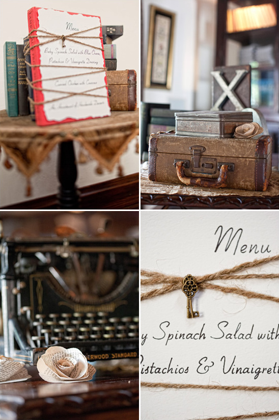 Bridal Shower Ideas From Hall Weddings & Events