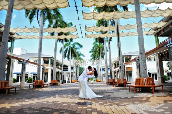 Cayman Islands Real Wedding and Trash The Dress