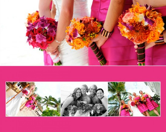 Ashley and Todd's Cayman Islands Wedding