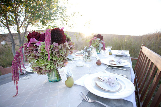 Hand Crafted and Eco Friendly Wedding Ideas