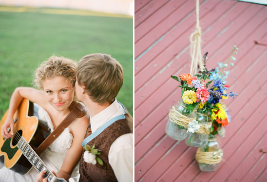 Michigan Country Chic Wedding