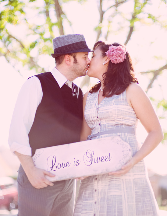 Recipe For Love Engagement Shoot