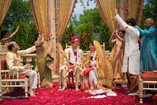 Indian Wedding: Rockleigh Country Club, NJ - Day Two