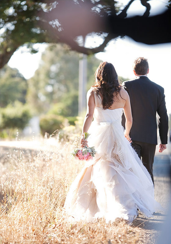 Rustic Petaluma Farm Wedding