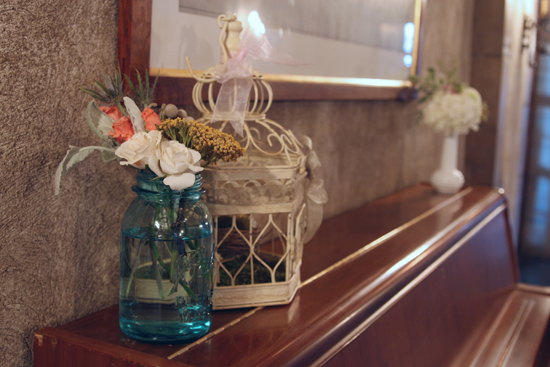 An Eclectic Vintage Chic Chicago Wedding