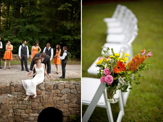 destination wedding: nc blue ridge mountains