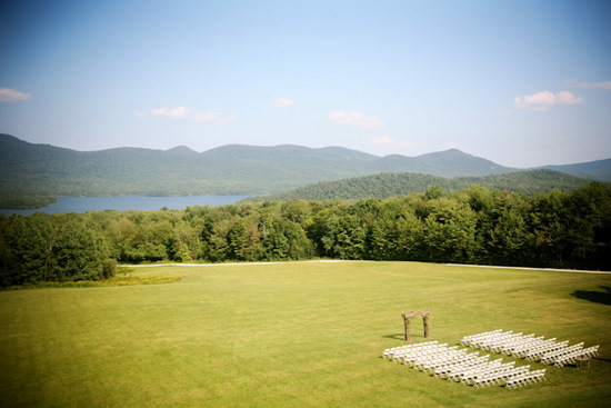 Vermont Wedding Venues - Mountain Top Inn Weddings