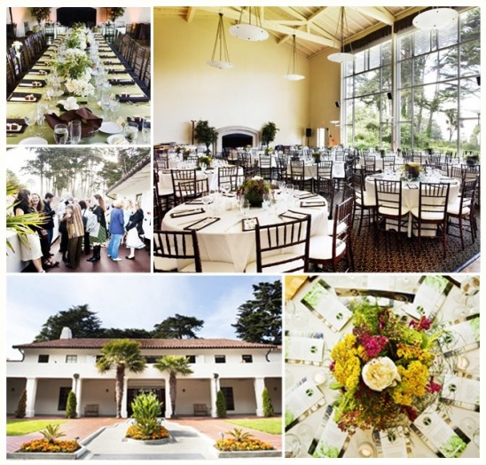 I Do Venues: Presidio Golden Gate Club in San Francisco
