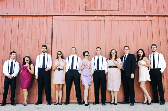 Orcutt Ranch Wedding With DIY Details