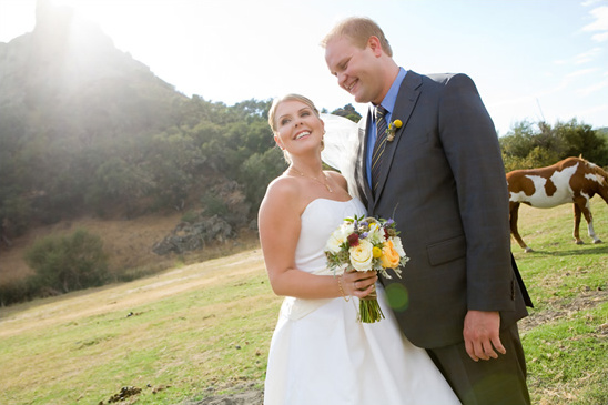 Laid Back Central Coast Wedding