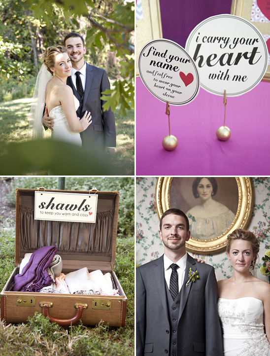 Eclectic Pennsylvania Wedding