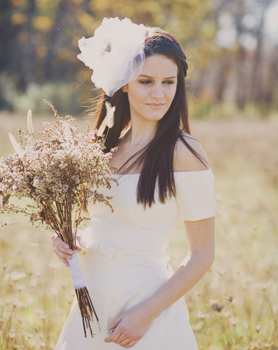 A Vera Wang Bridal Session
