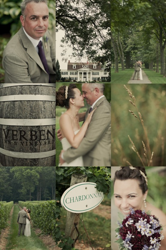 Kendra & Miles - Riverbend Inn - Niagara On The Lake, Ontario Canada