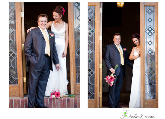 Denver, Colorado Wedding - A New Family