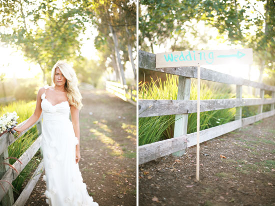 a rustic, elegant inspired wedding shoot | southern california