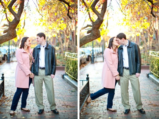 Boston, MA Engagement Shoot