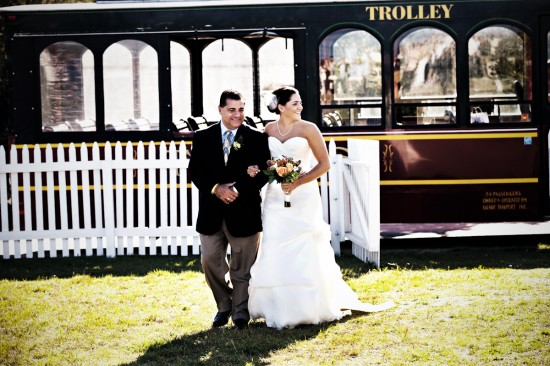 Martha's Vineyard Farm Neck Golf Club Wedding