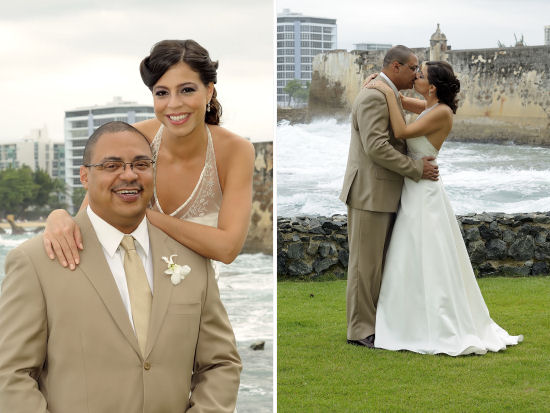Puerto Rico Wedding Photographer: Jessica & Rafael | Married