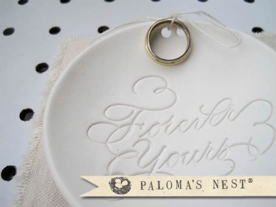 Paloma's Nest and MM Ink Calligraphy Giveaway