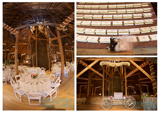Barntastic Vermont Wedding Venues - Featuring Round Barn Farm
