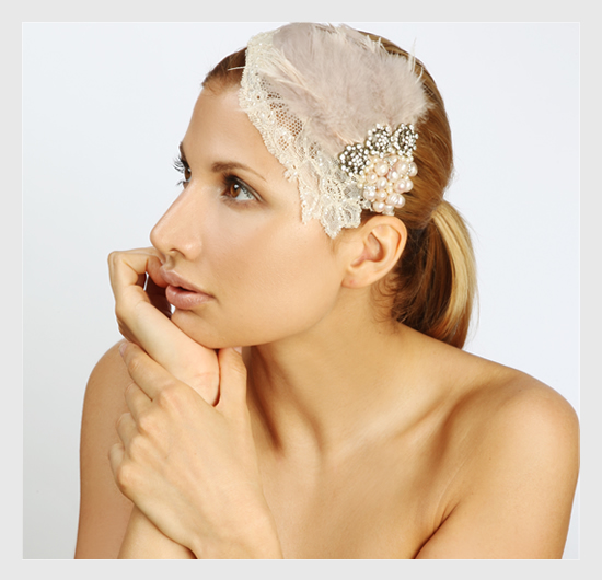 Win A Couture Headpiece From Jannie Baltzer