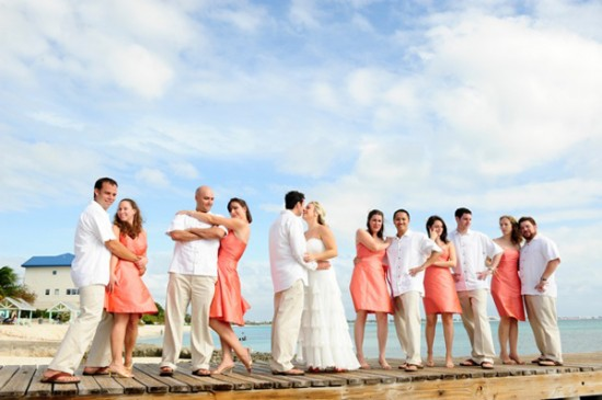 Cayman Islands Real Wedding ::  Erica and Ryan