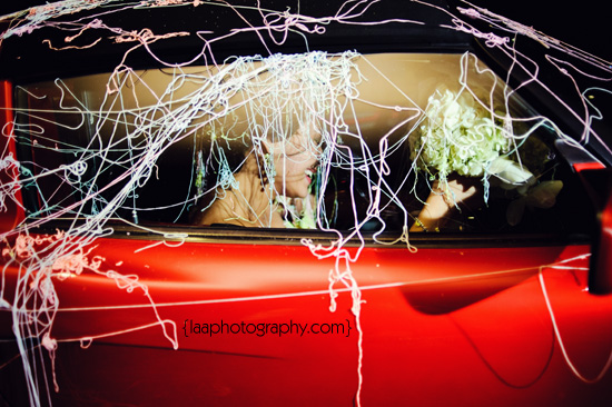 Silly String Farewell