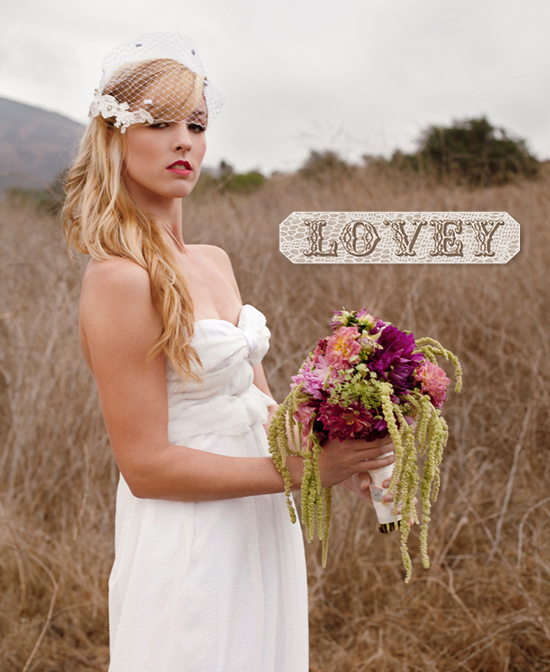 Win A Wedding Dress And Hair Piece From Lovey Bridal