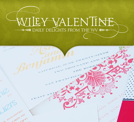 Win wedding invitations from wiley valentine junglespirit Images