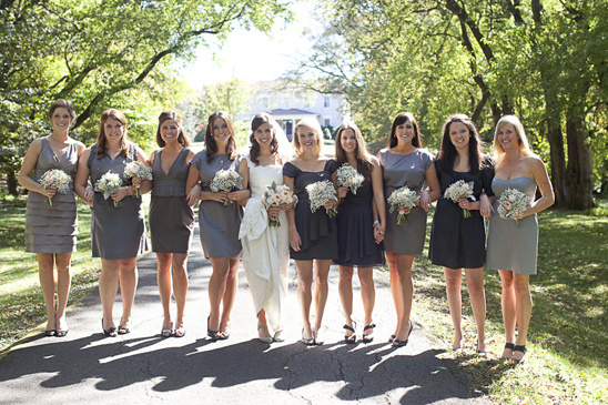 Whimsical Tennessee Wedding By Ashley Hoskins