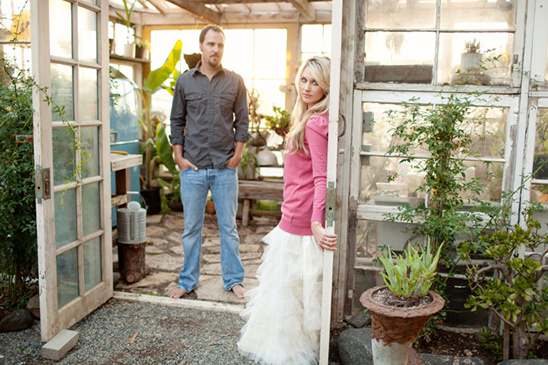 Condor's Nest Ranch Engagement Shoot by Katie Neal Photography