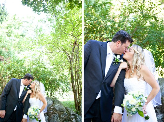 Intimate Backyard Wedding by Kelly Dillon