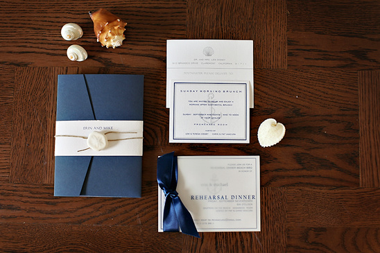 Nautical Wedding By Jasmine Star