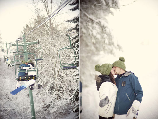 Laura and Mitch :: Afton, MN engagement session