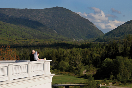 Majestic New Hampshire Weddings in Grand Style