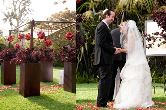 A Santa Barbara Wedding: Kim and Ari