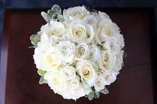 A Romantic Rose Wedding