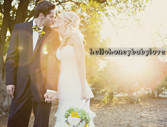 Southern California Wedding Planner | Hello Honey Baby Love