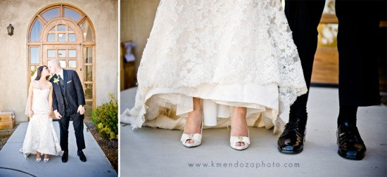 Modesto California Classic Wedding | Kim Mendoza Photography