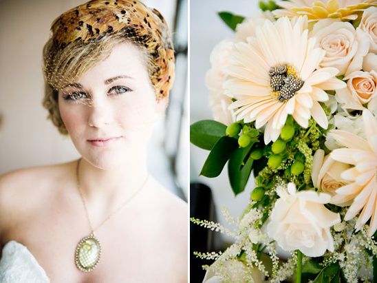 Classic Vintage Wedding Ideas By Jennifer Brindley Photography