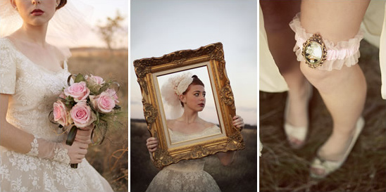50's Renaissance Wedding Ideas From Cease Fire Studios
