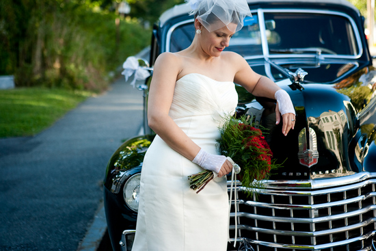 Vintage Maine Weddings at The Whitehall Inn