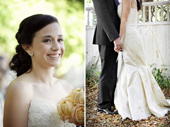 Adrea & Dave-married at The Olema Inn