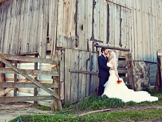 Ontario Country Wedding | Jennifer Ballard Photography