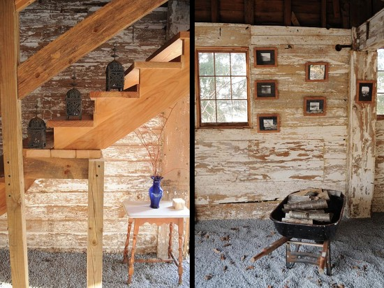 Lovely New Stills of Hudson Valley Barn in Medusa, NY