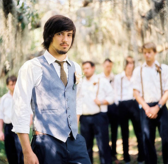 Whimsical Artistic Wedding By BWright Photo