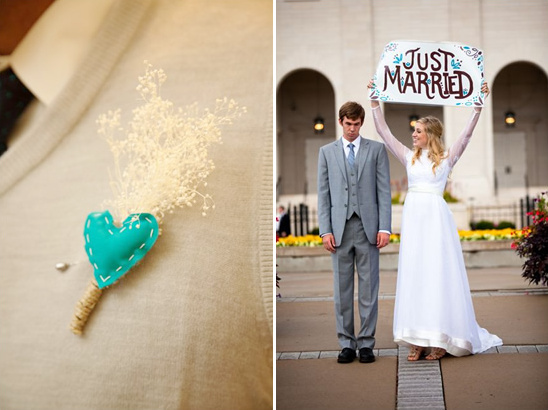 Mississippi River Wedding