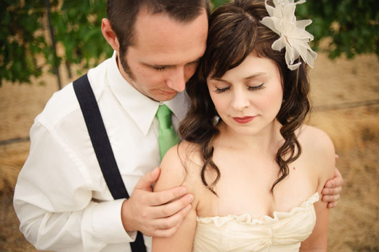 Green and Yellow Wedding Ideas By Ali Walker