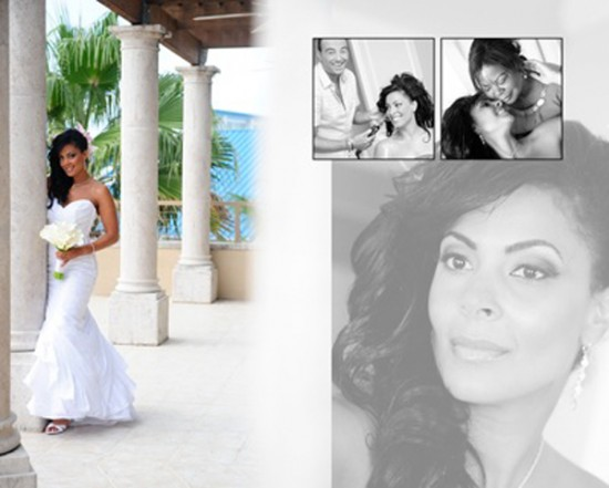 Cayman Islands Real Wedding ::  Fatemah and Colin